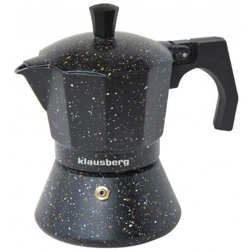 Кубинска кафеварка Klausberg на супер цена от Neostyle.bg