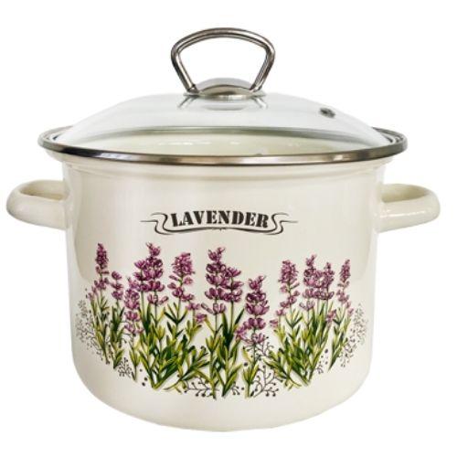 Емайлирана тенджера Lavender на супер цена от Neostyle.bg