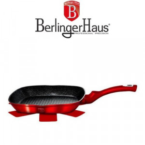 Грил тиган Burgundi Metalic Line Berlinger Haus