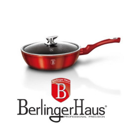 Тиган Burgundi Metalic Line Berlinger Haus