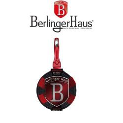 Тиган за палачинки Burgundi Metalic Line Berlinger Haus