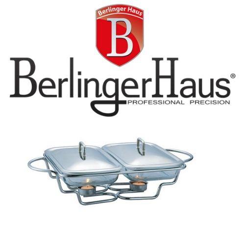 Съд за топло сервиране с две блюда-Berlinger Haus