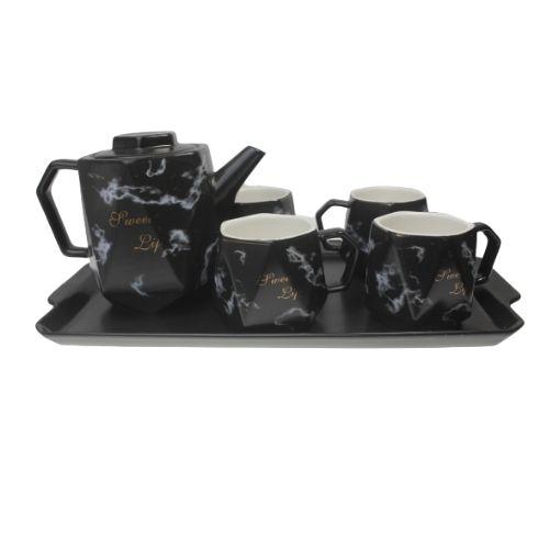 Луксозен Комплект за чай Sweet Home на супер цена от Neostyle.bg