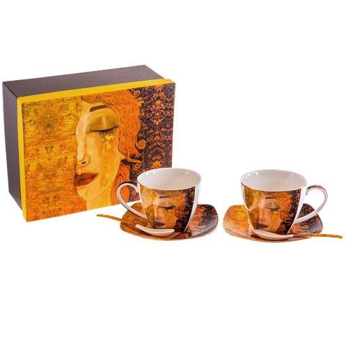 Комплект две чаши Сълзата на супер цена от Neostyle.bg