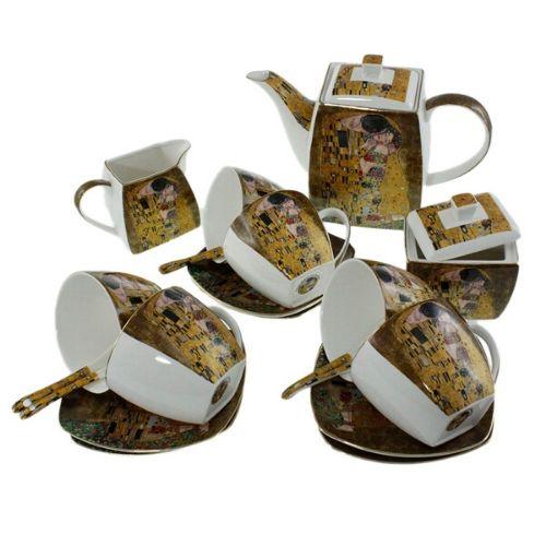Луксозен Комплект за чай/кафе 23 части HD Wisen GmbH Germany на супер цена от Neostyle.bg