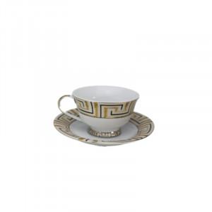 Луксозен сервиз за чай/кафе Версаче