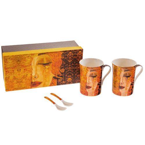 Луксозен сервиз за чай/кафе Сълзата на супер цена от Neostyle.bg