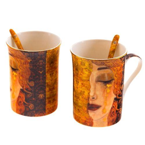 Луксозен сервиз за чай/кафе Сълзата