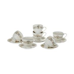Сервиз за чай/кафе Версаче Златен