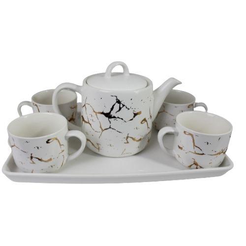 Комплект  за чай Enjoy Your Life на супер цена от Neostyle.bg