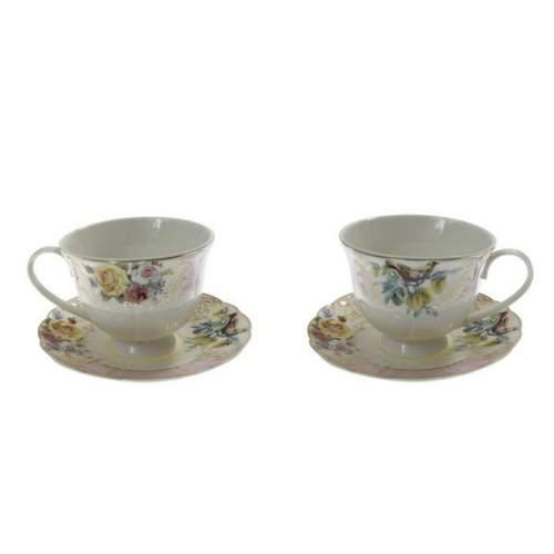 Сервиз за чай порцелан
