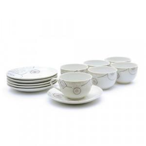 Сервиз за чай Circles