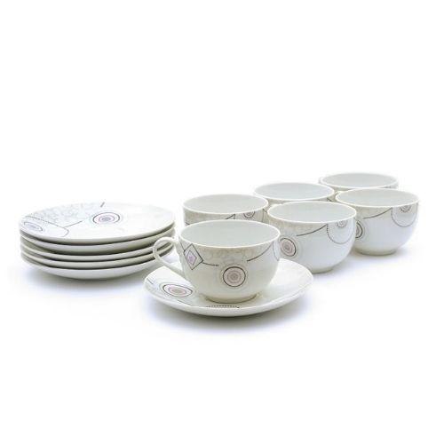 Сервиз за чай Circles на супер цена от Neostyle.bg