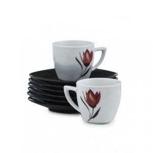 Сервиз за кафе/чай  Red tulip