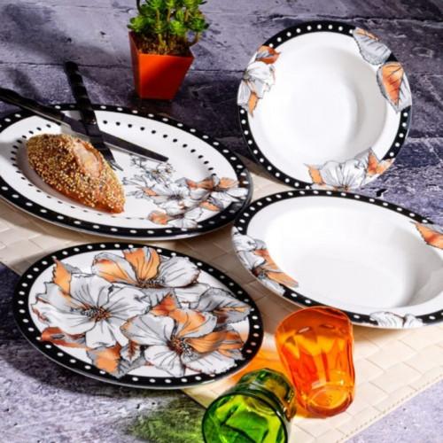 Сервиз за хранене 24 части на супер цена от Neostyle.bg