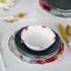 Сервиз за хранене 24 части Marble Poppy на супер цена от Neostyle.bg