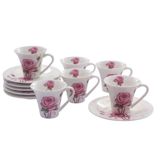 Комплект за кафе - Beautiful rose