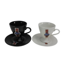 Комплект от две чаши + две чинийки