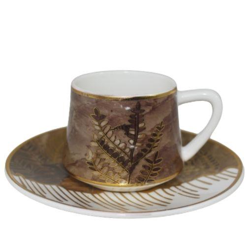 Сервиз за кафе Flower collection на супер цена от Neostyle.bg