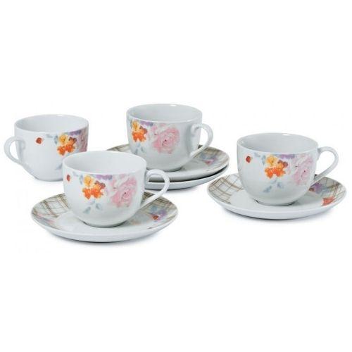 Комплект за кафе/чай - Beautiful rose на супер цена от Neostyle.bg