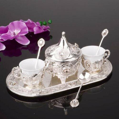 Сервиз за кафе със захарница на супер цена от Neostyle.bg