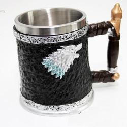 Халба за бира Game of Trones-Starks