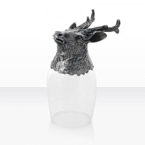 Чаша ракия елен