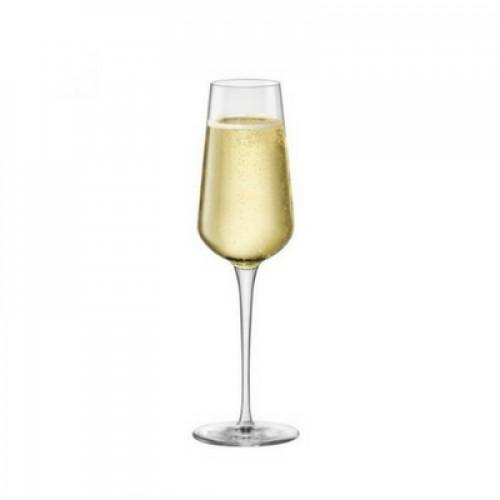 Чаши за шампанско Bormioli rocco inalto на супер цена от Neostyle.bg