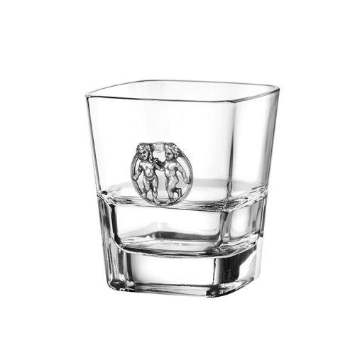 Чаша за уиски Близнаци на супер цена от Neostyle.bg