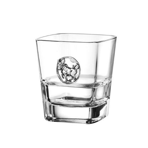 Чаша за уиски Телец на супер цена от Neostyle.bg