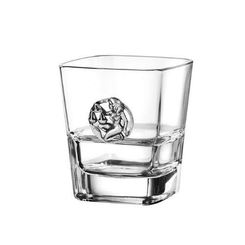 Чаша за уиски Везни на супер цена от Neostyle.bg