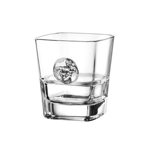 Чаша за  уиски Водолей на супер цена от Neostyle.bg