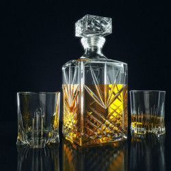 Комплект за уиски с гарафа
