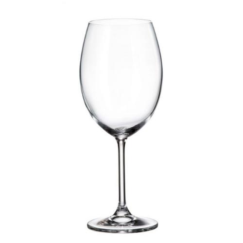 Чаша за червено вино 580ml - Colibri Bohemia на супер цена от Neostyle.bg