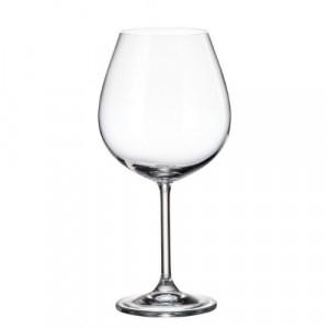 Чаша за червено вино 650ml - Colibri Bohemia
