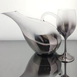 Чаши червено вино 6 бр. с Декантер