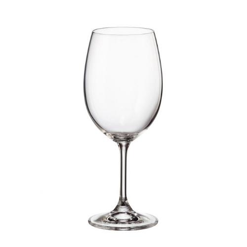 Чаши за вино 450мл Sylvia Bohemia на супер цена от Neostyle.bg