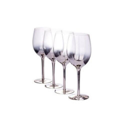 Чаши за вино с огледално столче