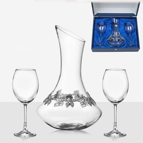 Декантер с 2 чаши на супер цена от Neostyle.bg