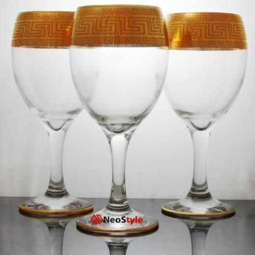 Луксозен комплект за червено вино Версаче на супер цена от Neostyle.bg