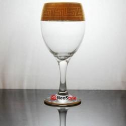 Луксозен комплект за червено вино Версаче