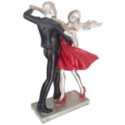 Арт статуетка влюбени