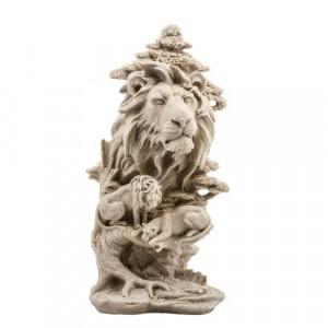 Абстрактна пластика Лъв