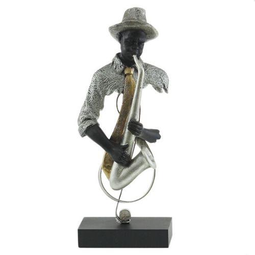 Арт пластика на музикант - саксофон на супер цена от Neostyle.bg