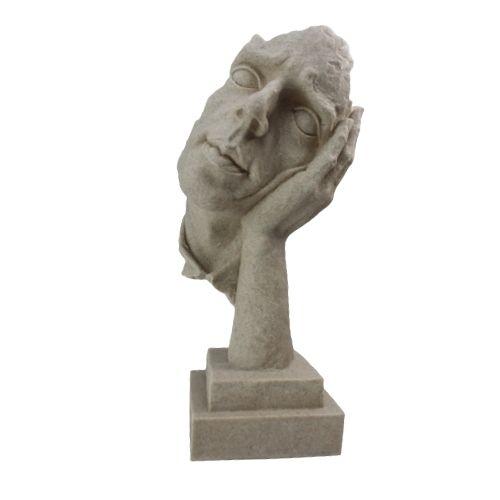 Арт Статуетка на лица на супер цена от Neostyle.bg