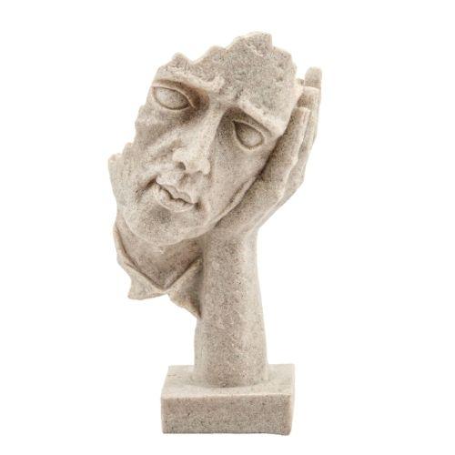 Арт фигура на Лице на супер цена от Neostyle.bg