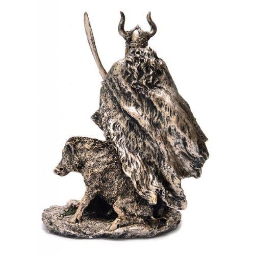 Арт фигура на бог Фрей на супер цена от Neostyle.bg