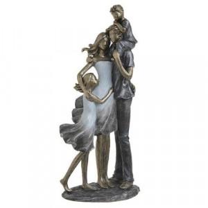 Арт статуетка на Семество