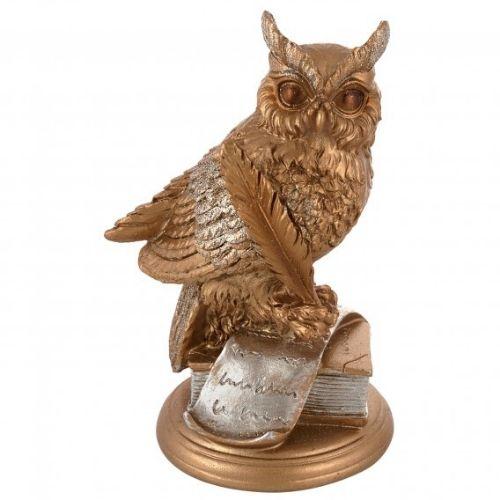 Декоративна фигура сова на супер цена от Neostyle.bg