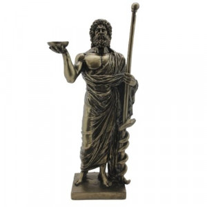 Статуетка на Асклепий